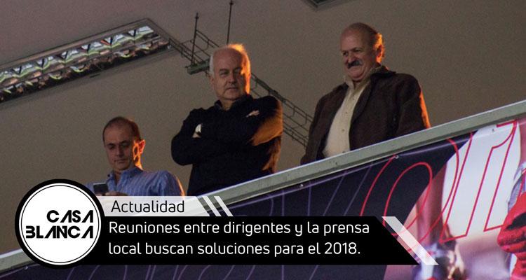 Dirigentes-Once-Caldas-Casa-Blanca-William-Gomez-eslava-Carlos-Garcia