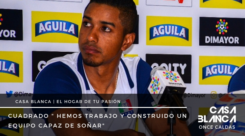 Jose fernando cuadrado casa blanca once caldas vs nacional final copa aguila 2018