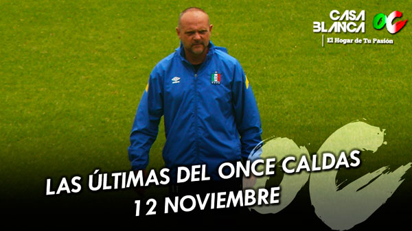 Once Caldas Javier Torrente