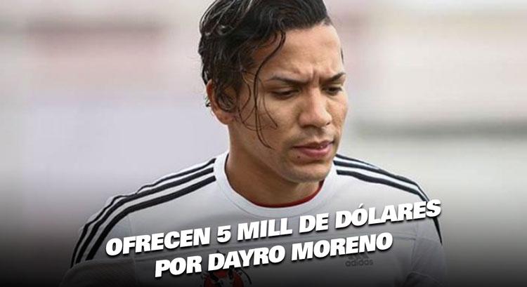 OFRECEN-5-MILLONES-DE-DOLARES-POR-DAYRO-MORENO-AMERICA-DE-MEXICO