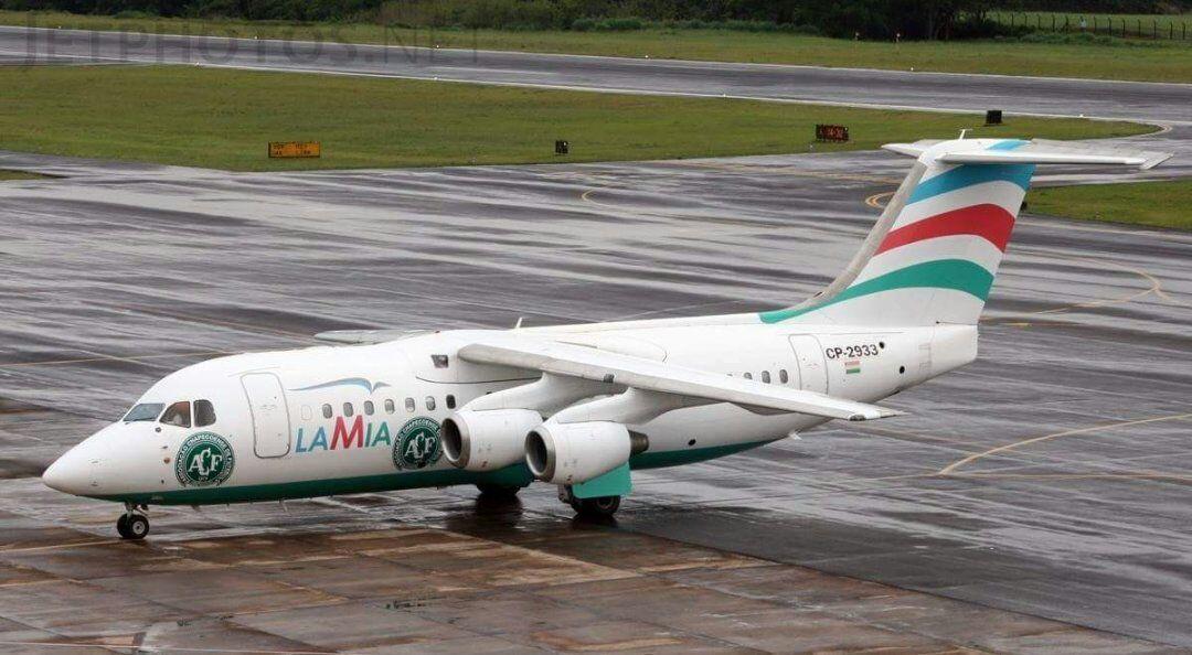 [Último Minuto] Avión que transportaba Chapecoense rival de Nacional en Sudamericana se estrelló en Antioquia